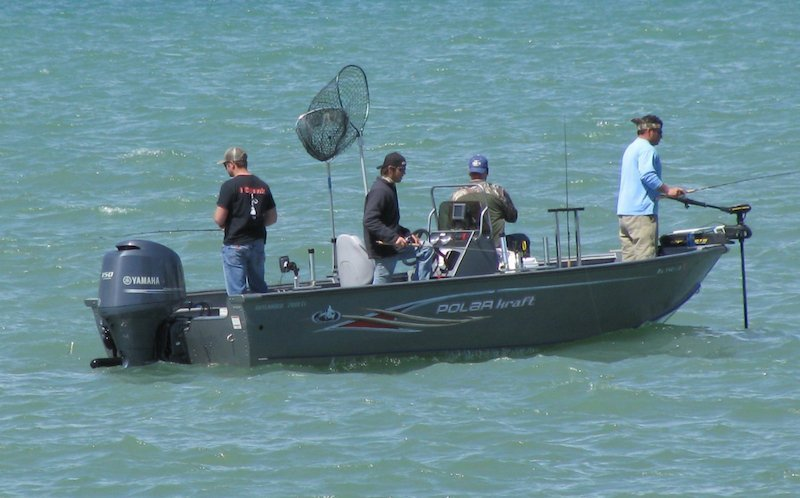 fishing boat rental in Central Florida